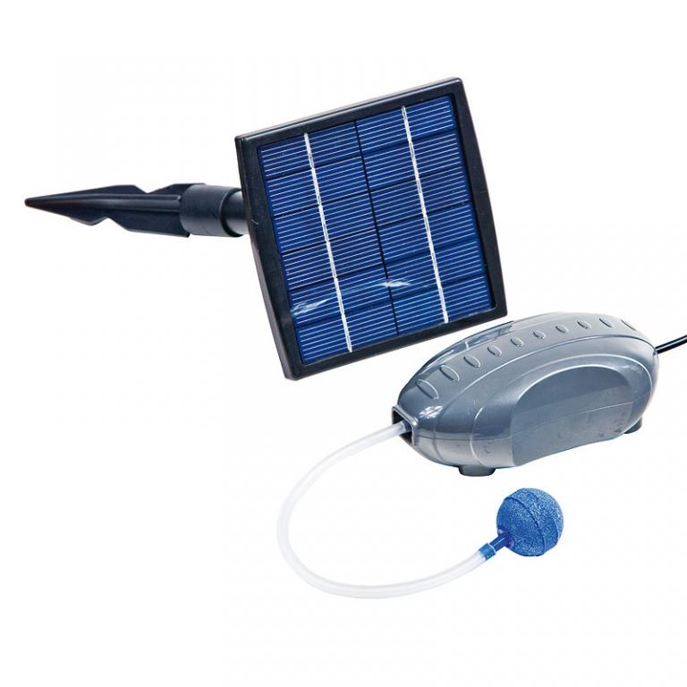 Heissner SOLAR ST200 Kültéri Szolar Légpumpa 4m3-ig