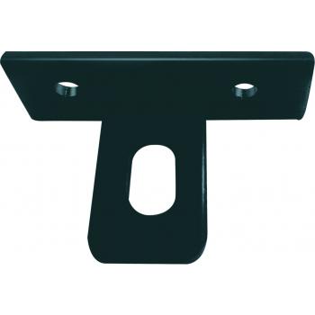 """""""T"""" Összekötő elem 2 db, fekete  ZN RAL 9005"""
