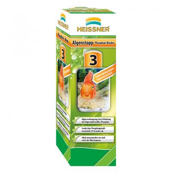 Heissner  Alge Stop, Tótisztító algamentesítő foszfáttal -250 ml TZ715
