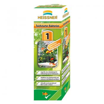 Heissner - Baktérium Aktivátor - 500 ml TZ727