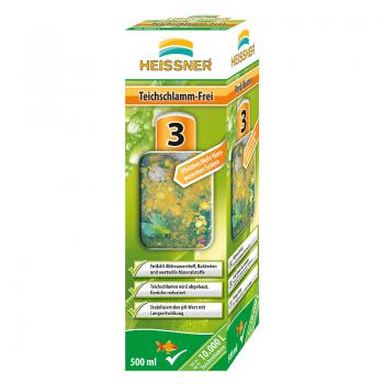Heissner - TZ716 Iszapmentesítő  - 250 ml