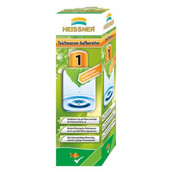 Heissner - Tótisztító előkészítő 250 ml TZ711