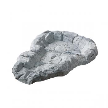 B034 Patakpálya szikla szürke színű 62*43*4cm