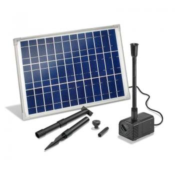 Solar Légpumpa Universal Szett SP1000, 2db szökőkútszivattyú fejjel