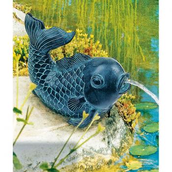 Heissner Dekoratív tófigura vízköpő funkcióval 003246-00 hal, HSP1000 szivattyúhoz