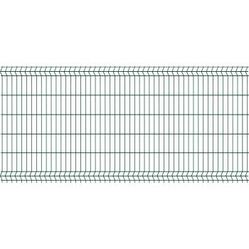 3D SPARTA ECO 75 Zöld kerítéselem 1530*2500