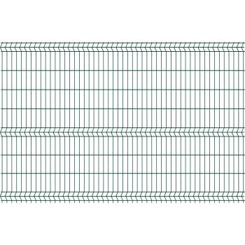 3D SPARTA 50, zöld kerítéselem 1730*2500