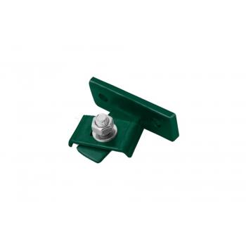 Csatlakozó csavar, zöld Ral 6005 (Spartahoz)